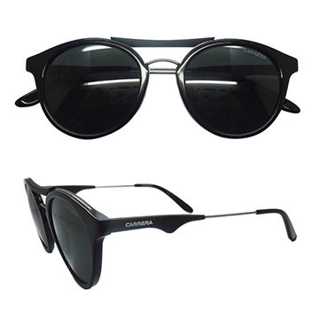Women's high quality acetate sunglasses,with polarized lens