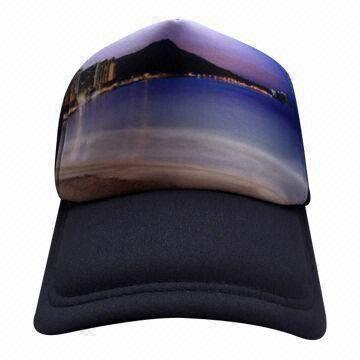Promotional Fitted Cap/Track Hat/Baseball/Golf Hat, Suitable for Men and Women
