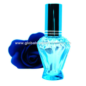 Clear 30ml Empty Glass Perfume Bottles with Spray Pump