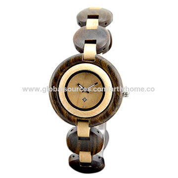 Wooden Watch, Fashionable High-quality Newest