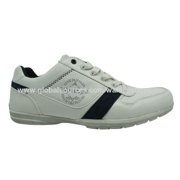 Lace-up men's casual shoes, outdoor fit to shoes