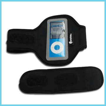 Armband for 4G Nano, Made of Neoprene with Extension Belt