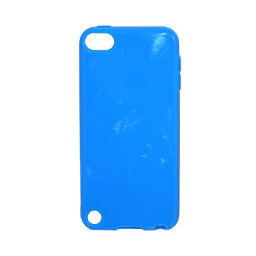 PVC Case for iPod Touch 5, Various Colors are Available