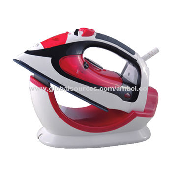 Electric Cordless Steam Iron with 280mL Water Tank