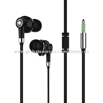 Promotional earphones, hot selling, stereo sound, beautiful, fashionable, colorful