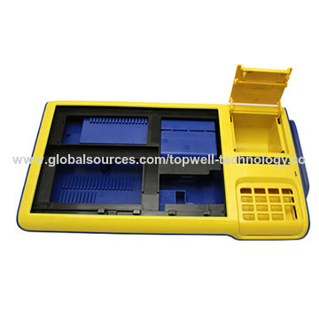 Plastic punch card shell mould maker, wearable and high strength, with various functions