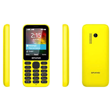 Key press phone with 2.4 inch,resolution 240*320 QVGA LCD