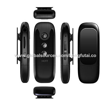 USB direct MP3 player with convenient clip