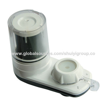 Faucet water purifier, easy to clean or replace filter
