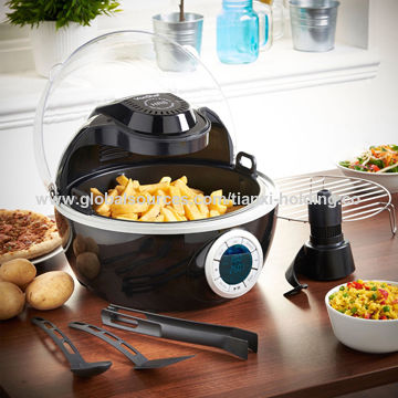 New Design Automatic Cooker, Multifunction, Easy Cook, Fry with No Oil