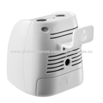 Portable mini air purifier for hotel using, restaurant home using unit for toilet, bedroom