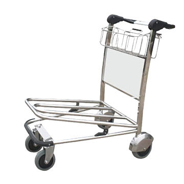 2017 Airport Trolley Carts