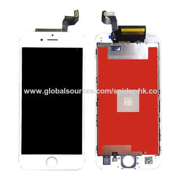 Replacement LCD 3D touch screen for iPhone 6s Black/white