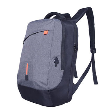 Smart Fashion backpacks with built-in battery 7000mAh for charging iPhone, smartphones, tablet PC