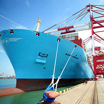 China sea freight forwarder shipping service to the UK
