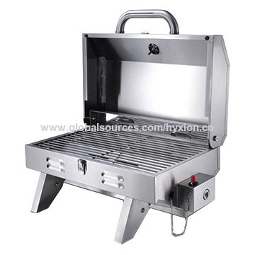Portable BBQ gas, barbeque