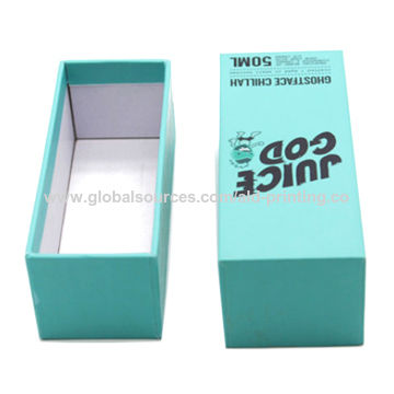 Phone packaging top and bottom boxes