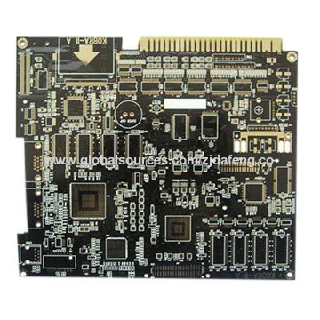 Circuit board design PCB assembly