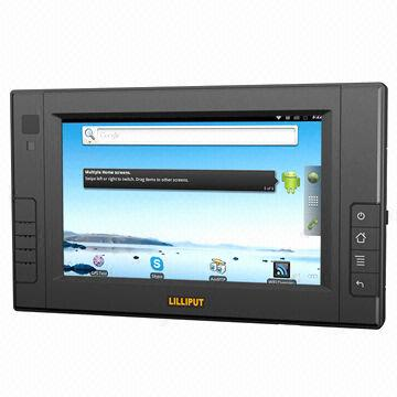 """New 7"""" Embedded Industrial PC in Fleet Management, Home Automation"""