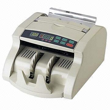Banknote Counter, Scientific Design, Beautiful Appearance, Perfect Performance, High Accuracy