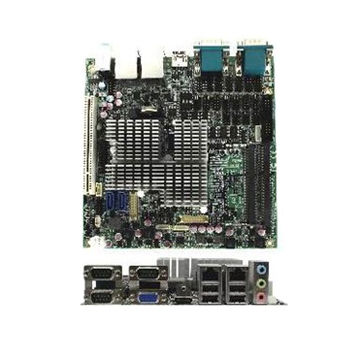 Embedded-board Computers with Industrial Motherboard in Mini-ITX Form Factor with Dual-core Intel