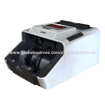 Money Detector for Professional UV/MG Discrimination Currency Counter