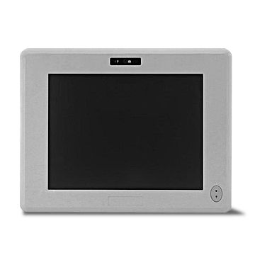 17-inch Industrial Panel PC with Intel GM45/ICH9-M Chipset and Intel 45nm Core 2 Duo Processor