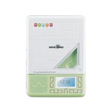 Multiple functions CD learning player with MP3 player and USB function