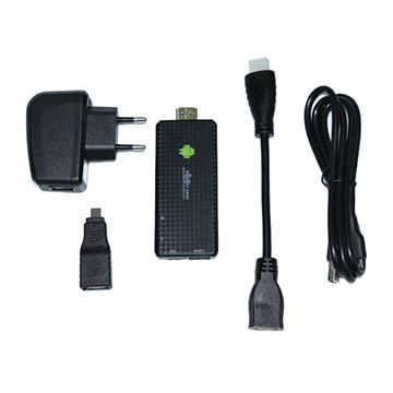TV stick android RK3229 quad core 1.6Ghz 1G DDR 8G Momery support XBMC DLNA