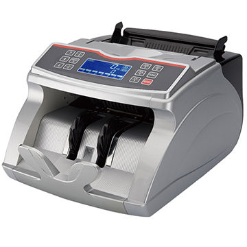 Money Banknote Counter with Big LCD
