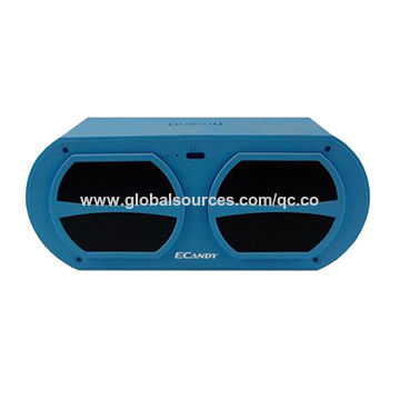 Mini Portable Bluetooth Speakers with NFC, OEM Orders are Provided