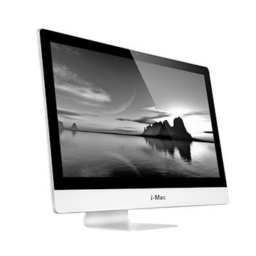 21.5 inch All-in-one PC, Ultra-slim, 8mm with Intel Core i7 4thCPU, 1920x1080p FHD Display
