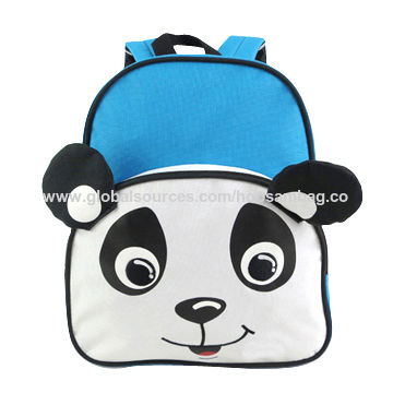 Children's Backpack with Mesh Side Pockets